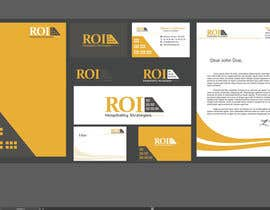 #32 for Design Company Logo, Business Card, PowerPoint & 1-pager templates for hospitality consulting firm by Dokins