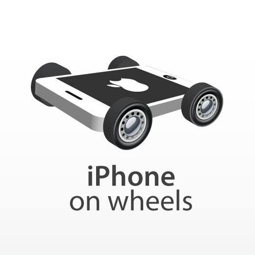 Kilpailutyö #                                        7                                      kilpailussa                                         Logo Design for iPhone Repair Company