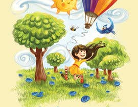 #27 untuk Draft pages for a kids book with illustrations and drawings oleh tansha