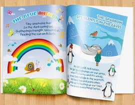 #22 untuk Draft pages for a kids book with illustrations and drawings oleh RERTHUSI