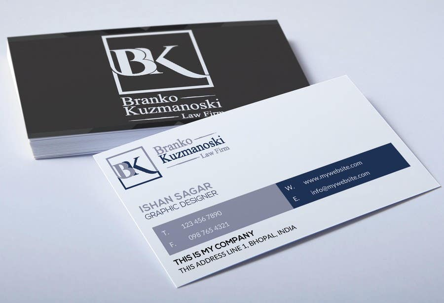 Contest Entry #131 for Design a Logo for Law Firm