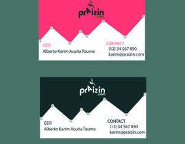 #14 para BUSINESS CARD por codigoccafe