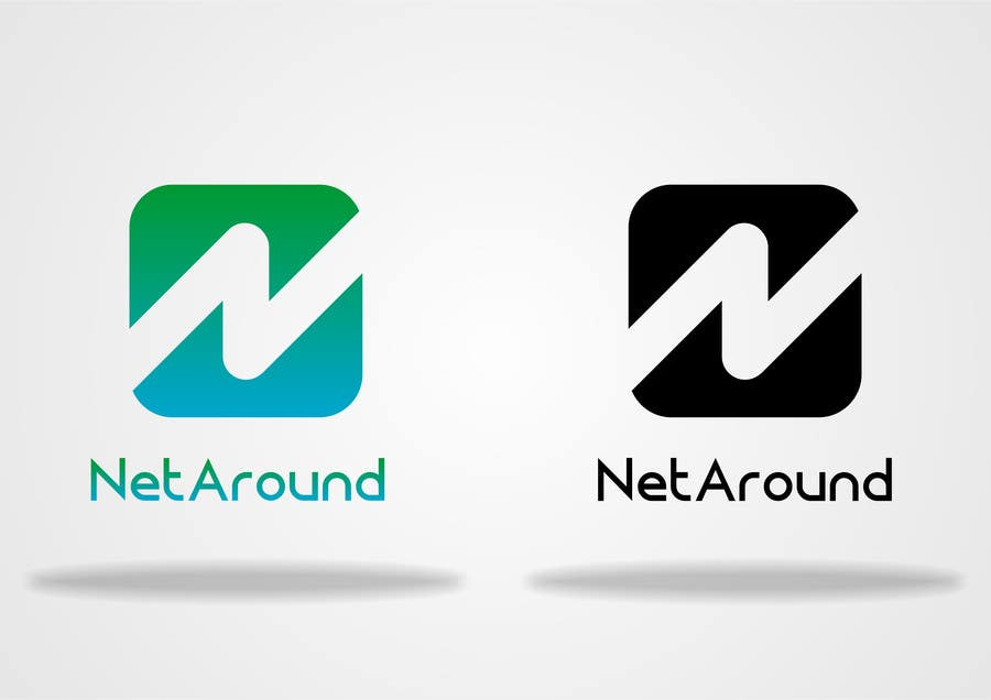 Contest Entry #63 for Design a Logos for  NetAround LLC