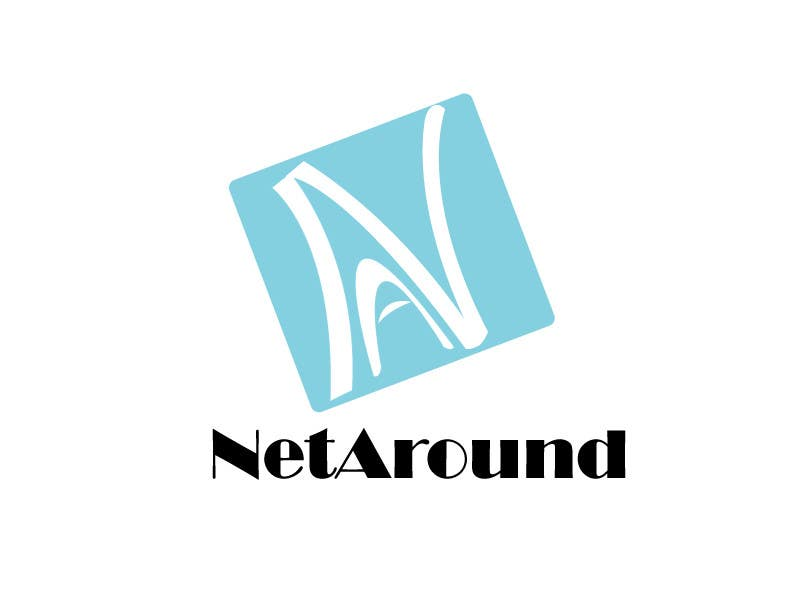 Contest Entry #121 for Design a Logos for  NetAround LLC