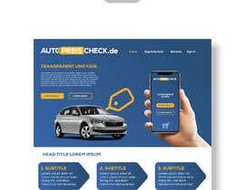 #54 für Logo und Landingpage (Redesign) für Autoankauf Seite von JanBertoncelj