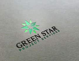 Nambari 103 ya Design a Logo for Green Star Project Services na eddesignswork