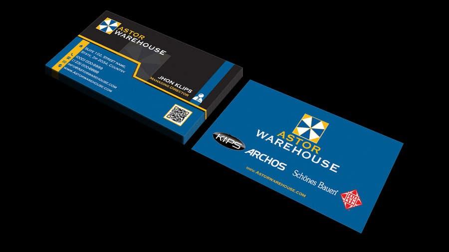 Participación en el concurso Nro.24 para Diseñar algunas tarjetas de presentación for Brand Distributor