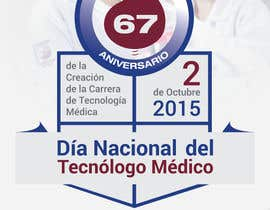 Nro 17 kilpailuun Diseñar un afiche de Aniversario käyttäjältä DonRuiz