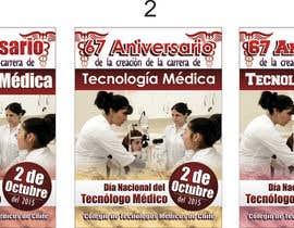 Nro 8 kilpailuun Diseñar un afiche de Aniversario käyttäjältä xebitron