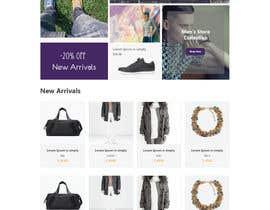 #5 untuk Design a Website Mockup oleh oceanganatra