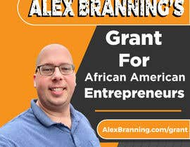 #41 for Instagram Graphic for Alex Branning's Grant For African American Entrepreneurs by sanjoy4371