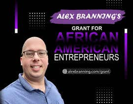 #27 for Instagram Graphic for Alex Branning's Grant For African American Entrepreneurs by shakil143s