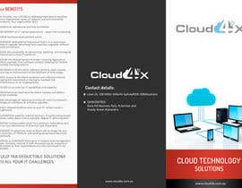 #33 cho Design a Brochure for IT Cloud company bởi mydZnecoz