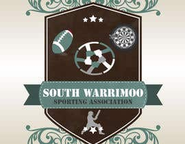 "#10 dla Design a Logo for ""South Warrimoo Sporting Association"" przez miniikas"