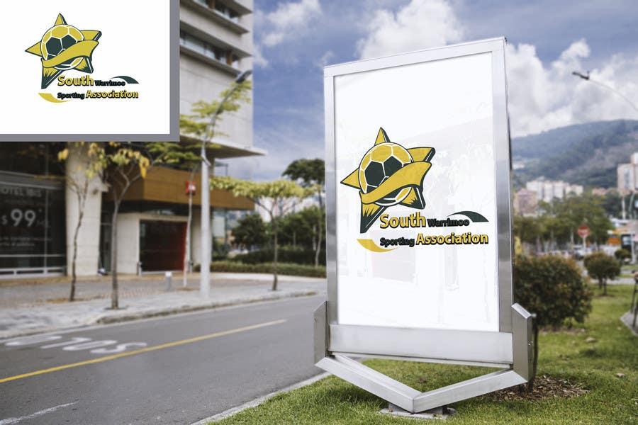 """Participación en el concurso Nro.1 para Design a Logo for """"South Warrimoo Sporting Association"""""""