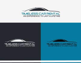 #71 para Design a Logo for Timeless Car Rental por BeyondDesign1