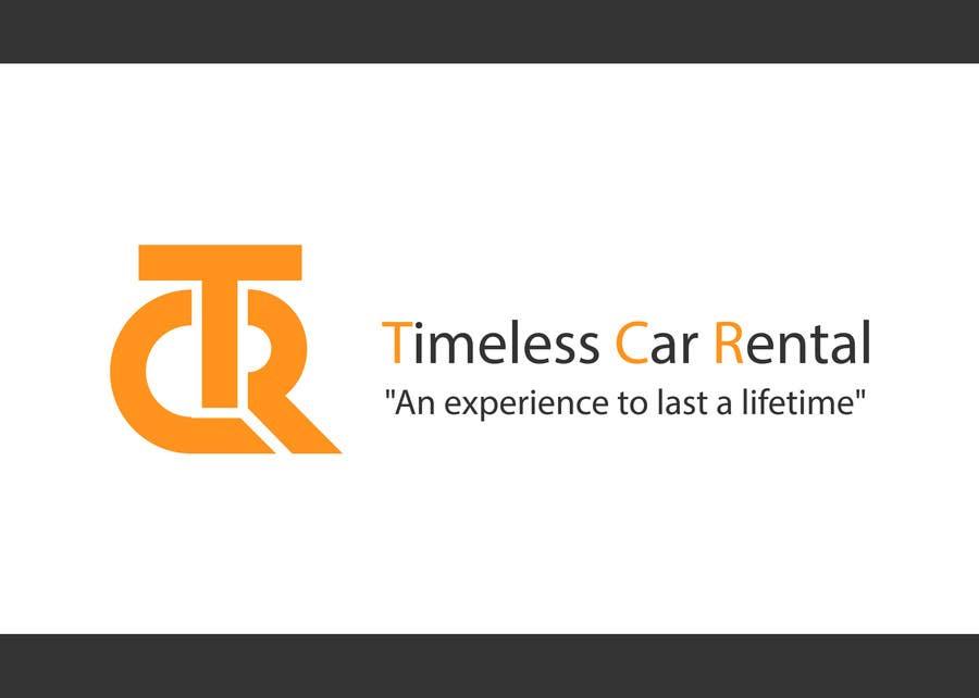 Zgłoszenie konkursowe o numerze #88 do konkursu o nazwie Design a Logo for Timeless Car Rental