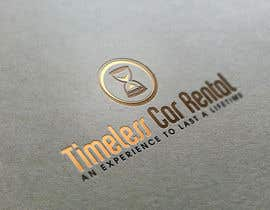 #104 dla Design a Logo for Timeless Car Rental przez eddesignswork