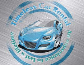 #80 para Design a Logo for Timeless Car Rental de Alaber