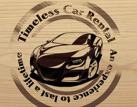 #81 para Design a Logo for Timeless Car Rental de Alaber