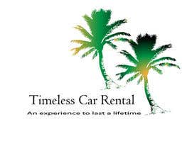 #98 dla Design a Logo for Timeless Car Rental przez juga