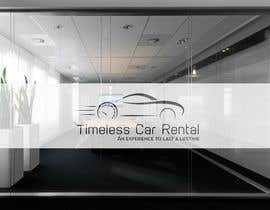 #84 para Design a Logo for Timeless Car Rental por AbidAliSayyed
