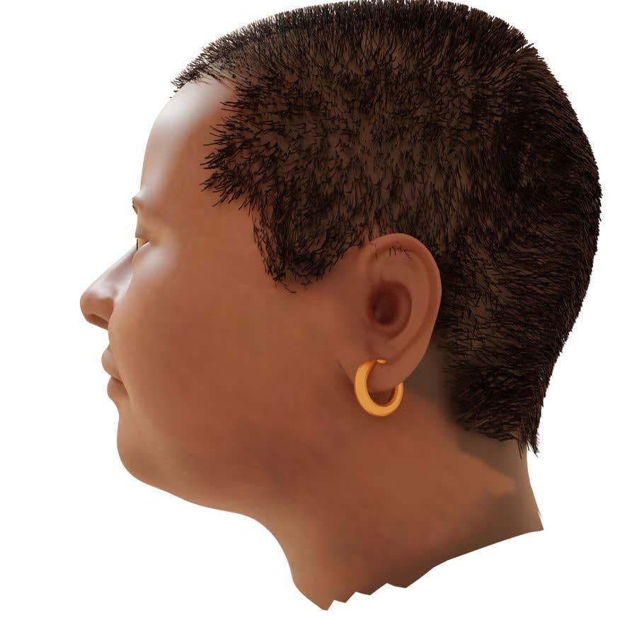 Inscrição nº                                         17                                      do Concurso para                                         i need a basic 3d head model of dead relative.