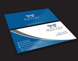#39 dla Design a leading edge business card for an architectural company przez aminur33