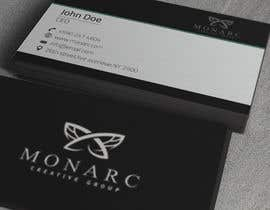 #83 for Design a leading edge business card for an architectural company af resheez