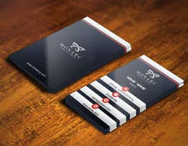 #46 para Design a leading edge business card for an architectural company de IllusionG