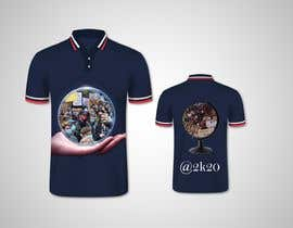 #43 for T-shirt design by rahman140062