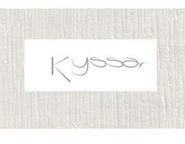 #48 for Design a Logo for Kyssa by OksanaPinkevich