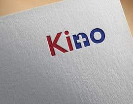 tabudesign1122 tarafından Kino logotype için no 88