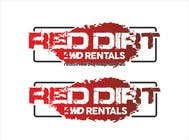 Graphic Design Contest Entry #62 for Design a Logo for Red Dirt 4WD Rentals