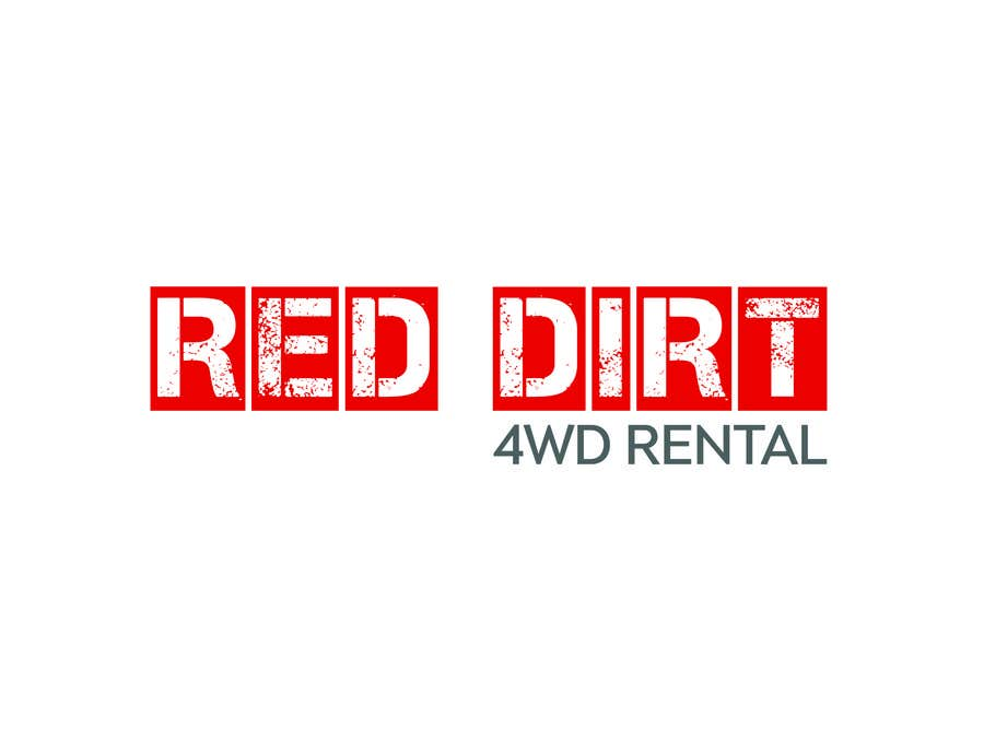 Contest Entry #109 for Design a Logo for Red Dirt 4WD Rentals