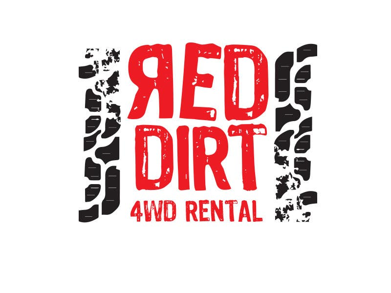 Contest Entry #20 for Design a Logo for Red Dirt 4WD Rentals