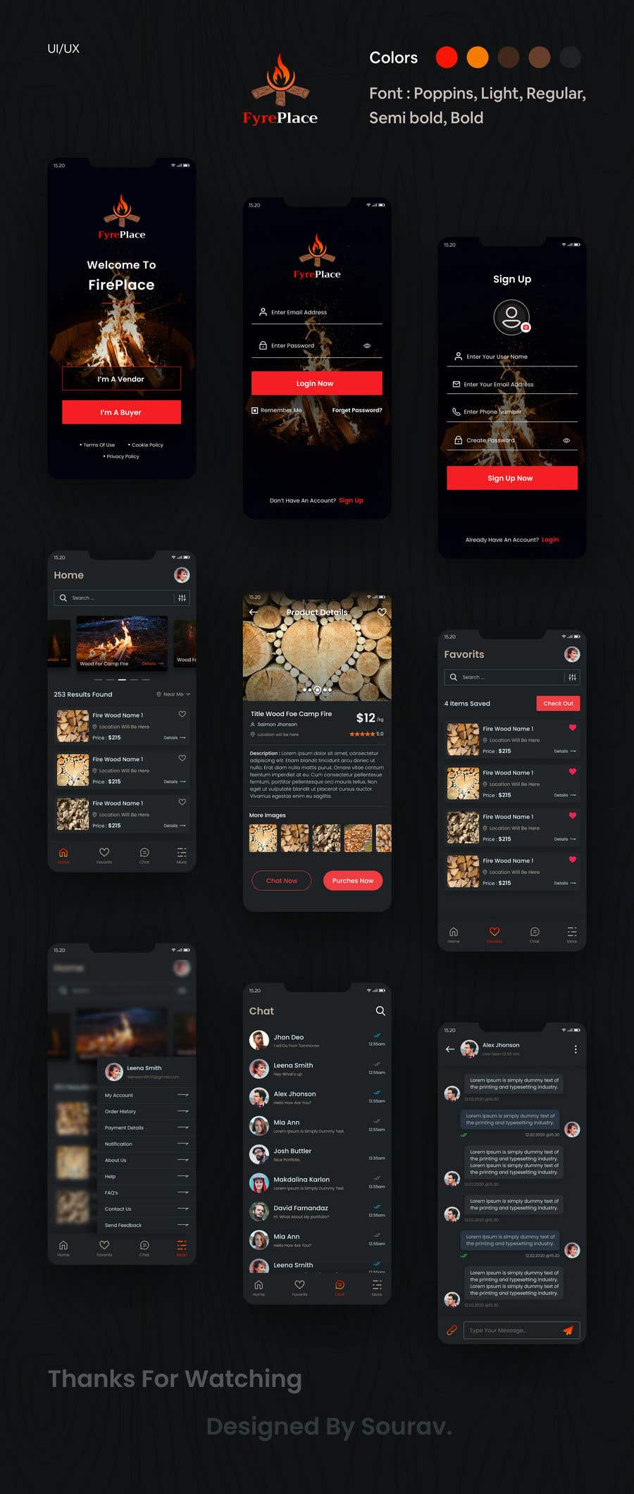 Contest Entry #                                        33                                      for                                         Design a Mobile App Screen Layout Plan