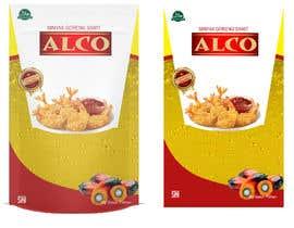 #83 untuk Desain packaging minyak goreng sawit merk ALCO oleh bahdhoe