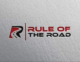 #10 for Create a logo for Rule of the Road by dhupchaya19901