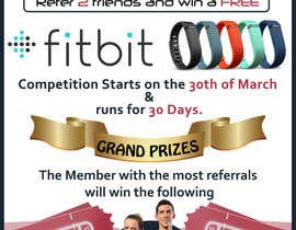 #6 cho Design a Poster for our Refer a Friend Competition bởi clusterG