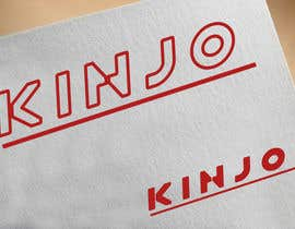 #84 for Design a Logo for KINJO by Creative3dArtist