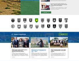 #75 untuk Home page redesign project oleh Hamzu1