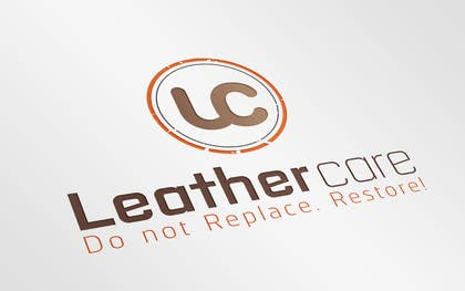 #113 untuk Design a Logo for Leather Restoration Company oleh onkarpurba