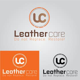 #114 for Design a Logo for Leather Restoration Company af onkarpurba