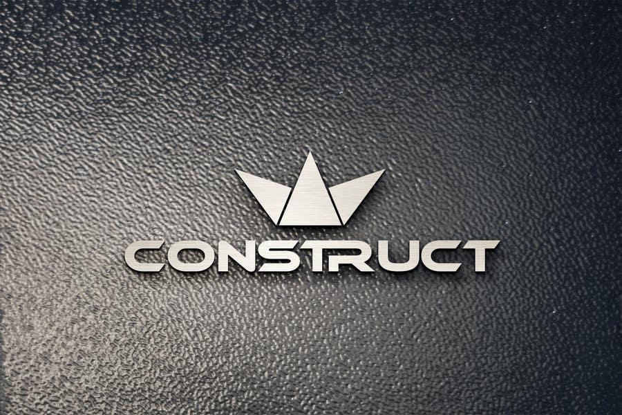 Participación en el concurso Nro.119 para Design a Logo for CONSTRUCT