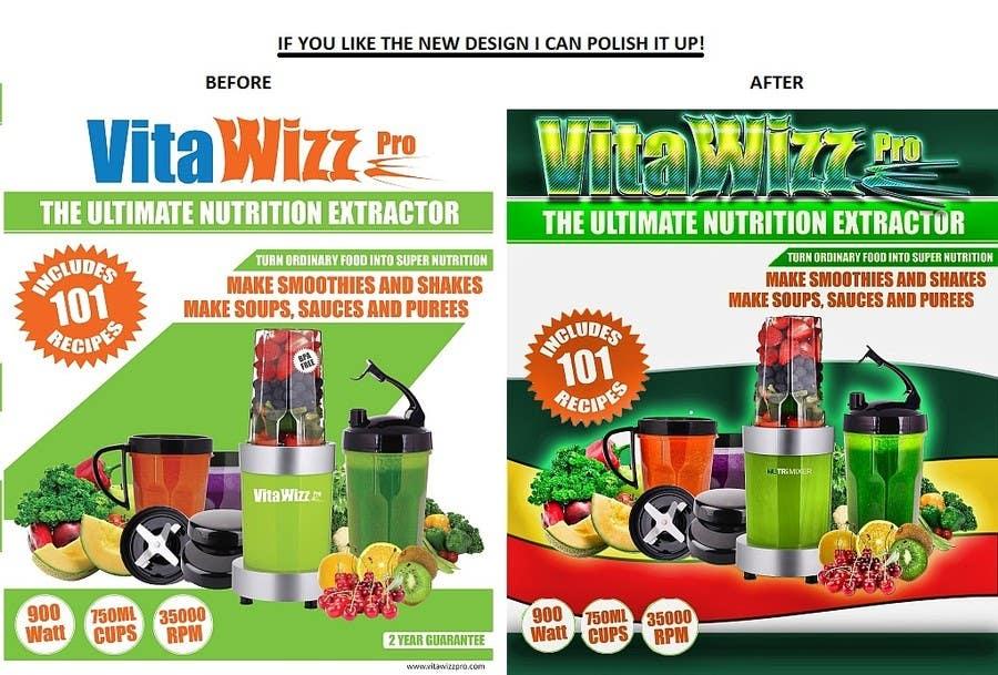 Konkurrenceindlæg #                                        9                                      for                                         VitaWizz Pro Box