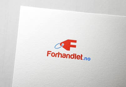#56 for Design logo for Forhandlet by thelionstuidos