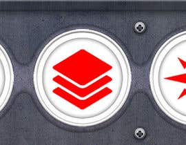 #16 för Icons design for a GPS application av kiryank
