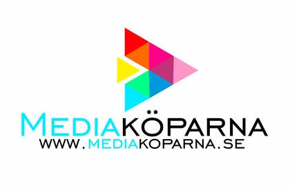 #29 for Design a logo for Mediaköparna by olja85