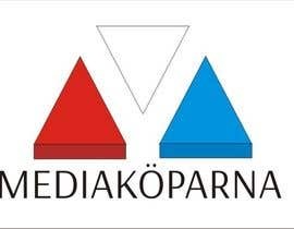 #54 for Design a logo for Mediaköparna by AleksanderPalin